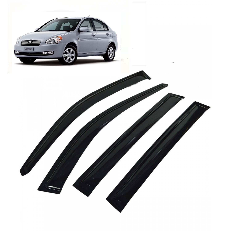 Galio Best Quality Car Window Door Visor For Hyundai Verna Old Set