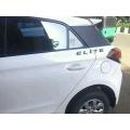 Car Logo 3D Letter Stickers Emblem For Hyundai I20 Elite