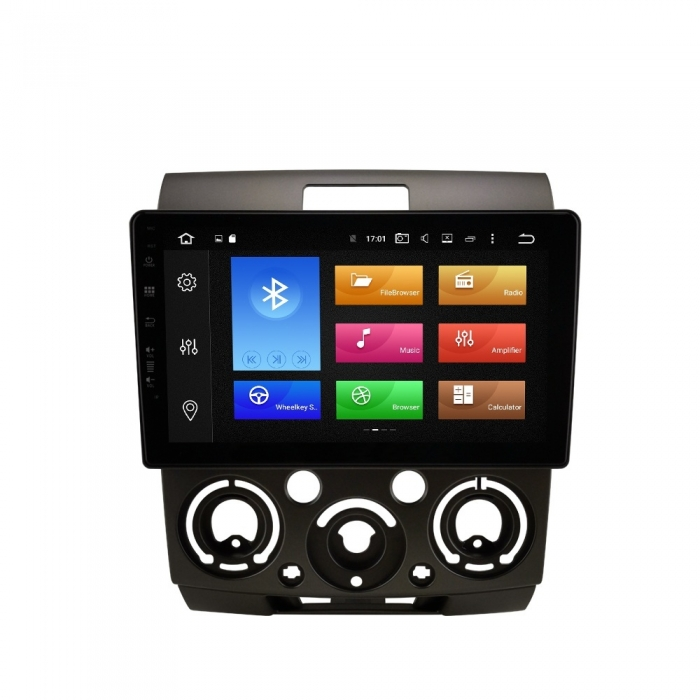 Ford Old Endeavour 9 Inches HD Touch Screen Smart Android Stereo (2GB, 16GB) with Stereo Frame By Carhatke