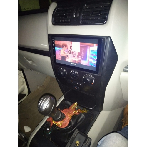 Mahindra Scorpio 10 Inches HD Touch Screen Smart Android Stereo (2GB, 16GB) with Stereo Frame By Carhatke