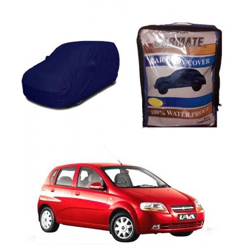 Carmate Parachute Fabric Car Body Cover for Chevrolet Aveo and Uva