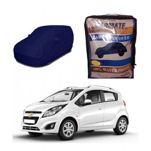 Carmate Parachute Fabric Car Body Cover for Chevrolet Beat all Model