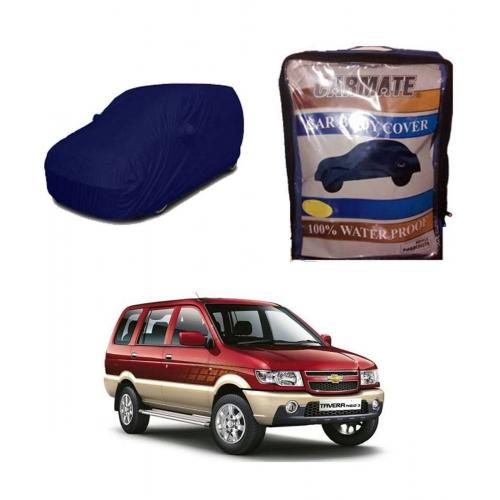 Carmate Parachute Fabric Car Body Cover for Chevrolet Tavera all Model