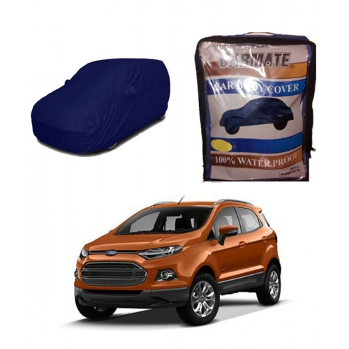 Carmate Parachute Fabric Car Body Cover for Ford Ecosport all Model