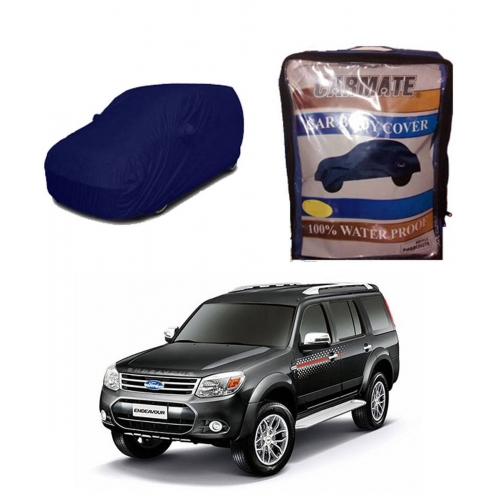 Carmate Parachute Fabric Car Body Cover for Ford Endeavour all Model