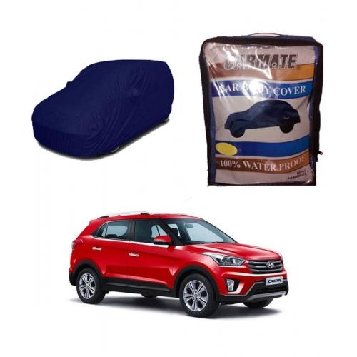 Carmate Parachute Fabric Car Body Cover for Hyundai Creta all Model