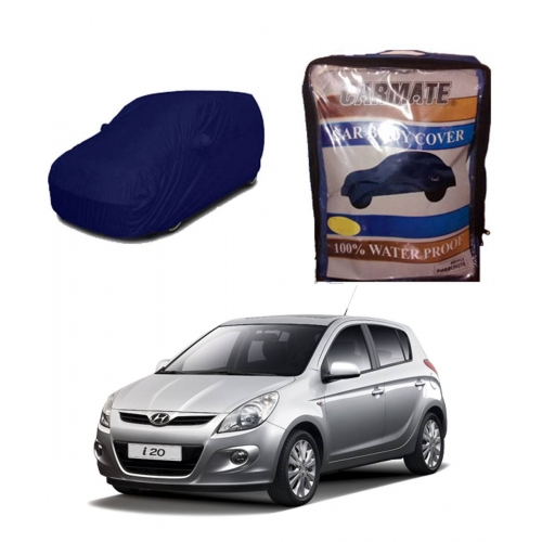 Carmate Parachute Fabric Car Body Cover for Hyundai i20 all Model