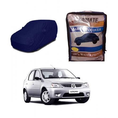 Carmate Parachute Fabric Car Body Cover for Mahindra Logan all Model