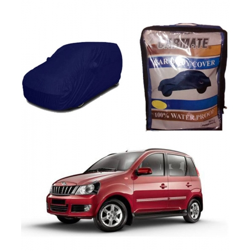 Carmate Parachute Fabric Car Body Cover for Mahindra Quanto all Model