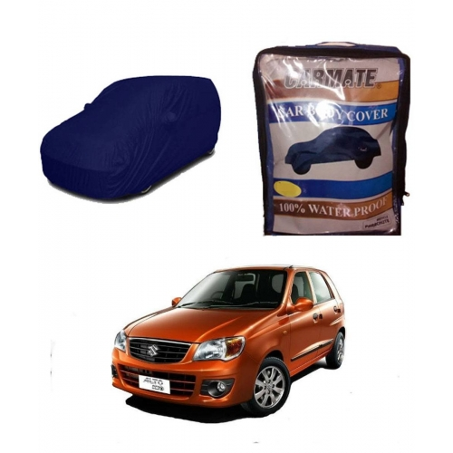 Maruti Alto K10 Price Used Car2016: Parachute Fabric Car Body Cover For Maruti Suzuki Alto K10