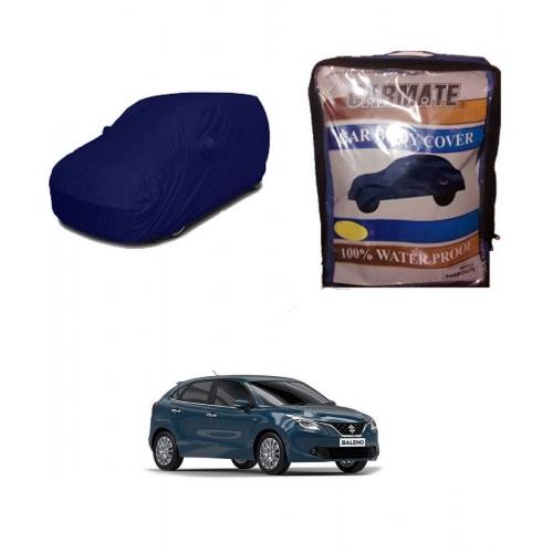Carmate Parachute Fabric Car Body Cover for Maruti Suzuki Baleno New all Model