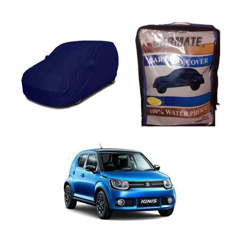 Carmate Parachute Fabric Car Body Cover for Maruti Suzuki Ignis all Model