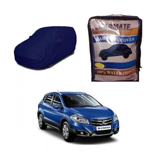 Carmate Parachute Fabric Car Body Cover for Maruti Suzuki S Cross all Model