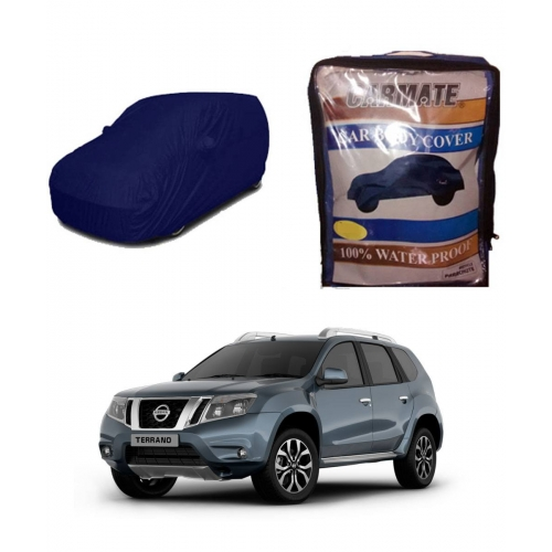 Carmate Parachute Fabric Car Body Cover for Nissan Terrano all Model