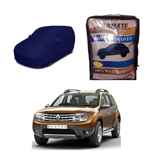 Carmate Parachute Fabric Car Body Cover for Renault Duster all Model