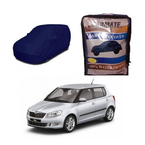Carmate Parachute Fabric Car Body Cover for Skoda Fabia all Model