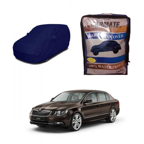 Carmate Parachute Fabric Car Body Cover for Skoda Superb all Model
