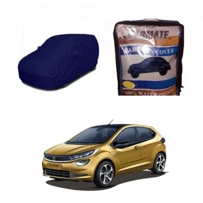 Carmate Parachute Fabric Car Body Cover for Tata Altroz 2020