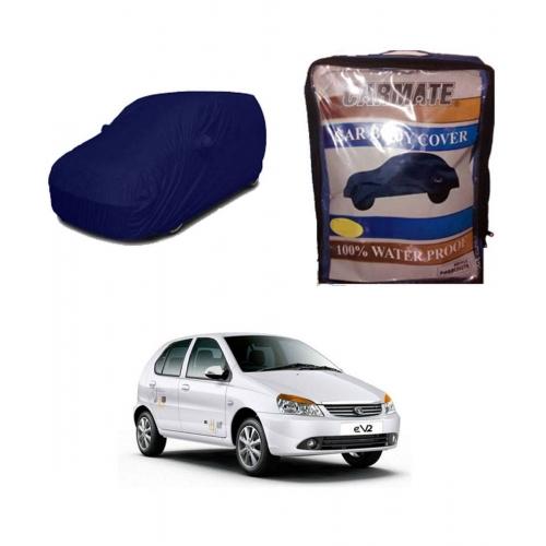 Carmate Parachute Fabric Car Body Cover for Tata Indica all Model