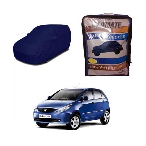 Carmate Parachute Fabric Car Body Cover for Tata Indica Vista all Model