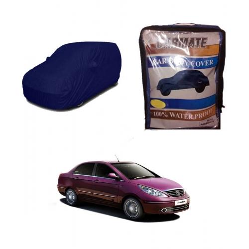 Carmate Parachute Fabric Car Body Cover for Tata Indigo Manza all Model