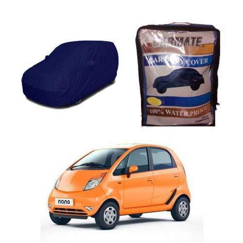 Carmate Parachute Fabric Car Body Cover for Tata Nano all Model