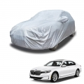 Carhatke Spyro Silver 100% Waterproof Car Body Cover with Mirror Pocket for BMW 7 Series