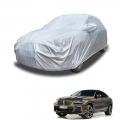 Carhatke Spyro Silver 100% Waterproof Car Body Cover with Mirror Pocket for BMW X6