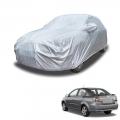 Carhatke Spyro Silver 100% Waterproof Car Body Cover with Mirror Pocket for Chevrolet Aveo