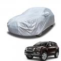 Carhatke Spyro Silver 100% Waterproof Car Body Cover with Mirror Pocket for Isuzu D-MAX V-Cross