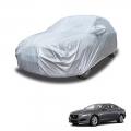 Carhatke Spyro Silver 100% Waterproof Car Body Cover with Mirror Pocket for Jaguar XF