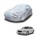 Carhatke Spyro Silver 100% Waterproof Car Body Cover with Mirror Pocket for Jaguar XJ