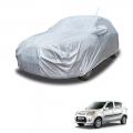 Carhatke Spyro Silver 100% Waterproof Car Body Cover with Mirror Pocket for Maruti Alto 800