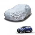Carhatke Spyro Silver 100% Waterproof Car Body Cover with Mirror Pocket for Maruti S-Cross