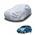 Carhatke Spyro Silver 100% Waterproof Car Body Cover with Mirror Pocket for Maruti Suzuki A Star