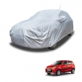 Carhatke Spyro Silver 100% Waterproof Car Body Cover with Mirror Pocket for Maruti Suzuki Alto