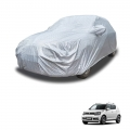 Carhatke Spyro Silver 100% Waterproof Car Body Cover with Mirror Pocket for Maruti Suzuki Ignis
