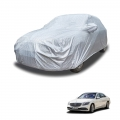 Carhatke Spyro Silver 100% Waterproof Car Body Cover with Mirror Pocket for Mercedes Benz S-Class