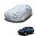 Carhatke Spyro Silver 100% Waterproof Car Body Cover with Mirror Pocket for Mitsubishi Pajero Sport