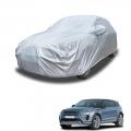 Carhatke Spyro Silver 100% Waterproof Car Body Cover with Mirror Pocket for Range Rover Evoque