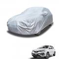 Carhatke Spyro Silver 100% Waterproof Car Body Cover with Mirror Pocket for Toyota Etios Liva