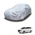 Carhatke Spyro Silver 100% Waterproof Car Body Cover with Mirror Pocket for Toyota Innova Crysta