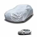 Carhatke Spyro Silver 100% Waterproof Car Body Cover with Mirror Pocket for Volkswagen Vento