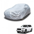 Carhatke Spyro Silver 100% Waterproof Car Body Cover with Mirror Pocket for Volvo XC90