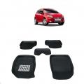 Leathride Texured 3D Car Floor Mats For Fiat Punto