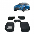 Leathride Texured 3D Car Floor Mats For Ford Figo Old