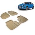 Premuim Quality 3D Car Floor For Hyundai Elite i20 New