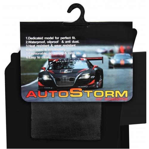 Autostorm Car Rubber Floor Mats For Hyundai i 20