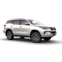 Toyota New Fortuner Accessories