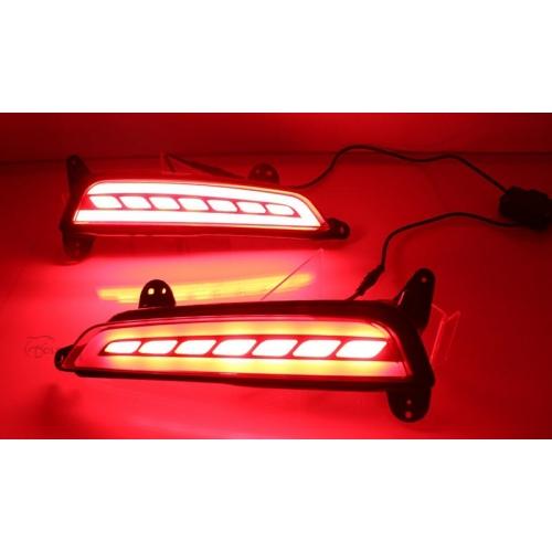 Hyundai Creta Old LED Bumper Reflector Lights (Set of 2Pcs.)
